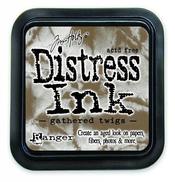 Ranger - Distress Ink: Gathered Twigs