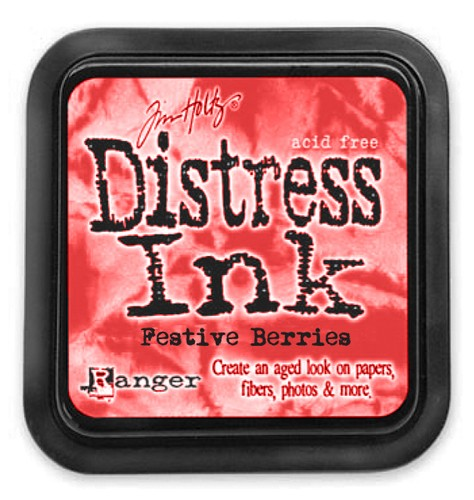 Ranger - Distress Ink: Festive Berries