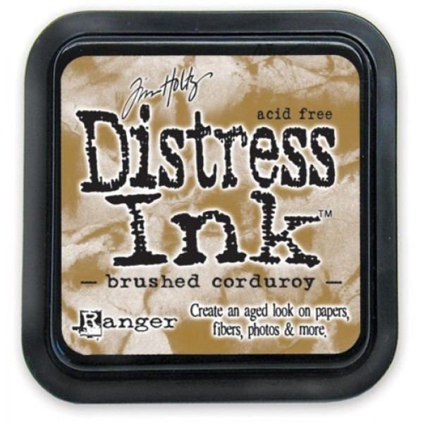Ranger - Distress Ink: Brushed Corduroy