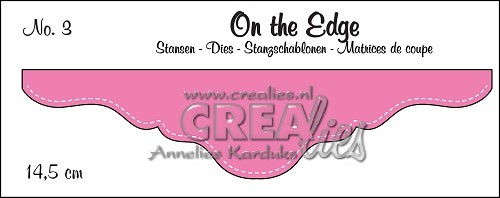 Crealies - Die - On the Edge - No. 03