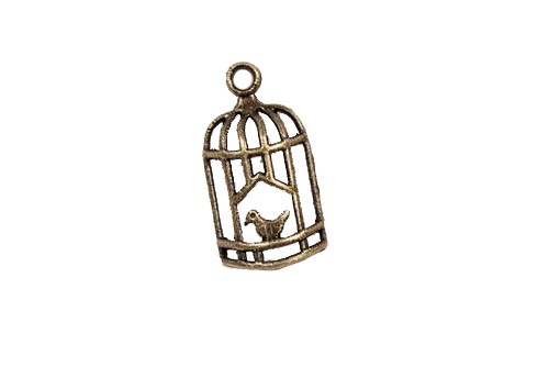 ScrapBerry`s - Bedeltje - Small bird cage - SCB25013636