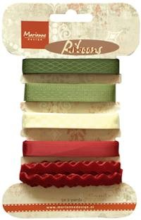 Marianne Design - Ribbons - Victorian Christmas - JU0951