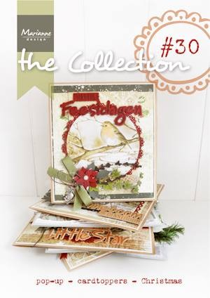 Marianne Design - The Collection - No. 30 - CAT1330