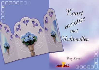 Card Deco - Hobbydols - No. 20 - Kaartvariaties met Multimallen