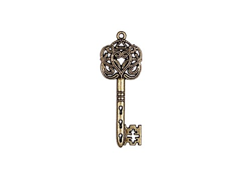 ScrapBerry`s - Bedeltje - Big Imperial Key - SCB25013683