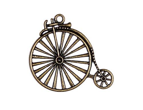 ScrapBerry`s - Bedeltje - Vintage Bicycle - SCB25013708