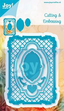 Joy! crafts - Noor! Design - Die - Frame
