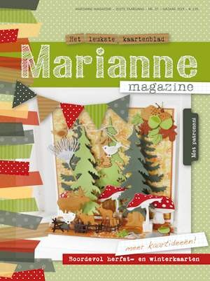 Marianne Design - Marianne Doe - Magazine No. 27 - DOE27