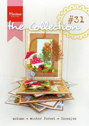 Marianne Design - The Collection - No. 31 - CAT1331