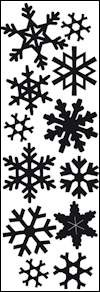 Marianne Design - Die - Craftables - Snowflakes - CR1335