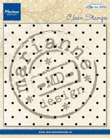 Marianne Design - Clearstamp - Anja`s dots - CS0937