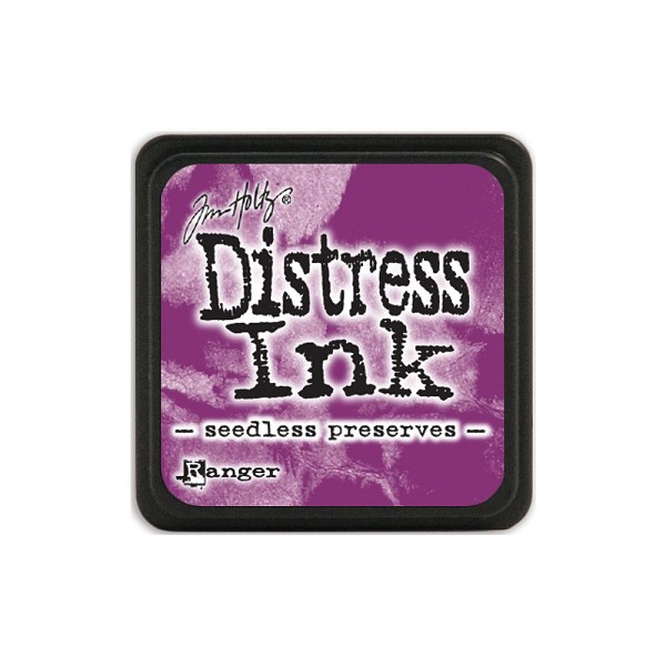Ranger - Distress Ink - Mini Ink Pads: Seedless Preserves