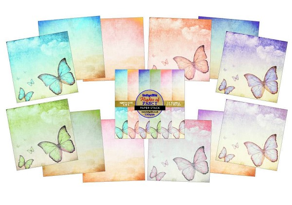 IndigoBlu - Paperpack - Flights of Fancy - IND0162