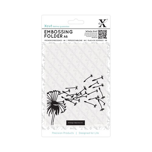 Xcut - Embossingfolder - Blowing Dandelions - XCU515147