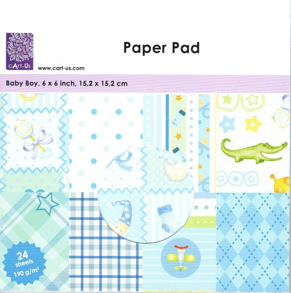 cArt-Us - Paperpack - Baby Boy - 117000/0008