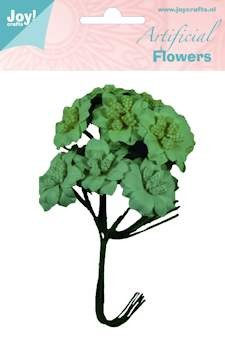 Joy! crafts - Artificial Flowers: wit - 6370/0070