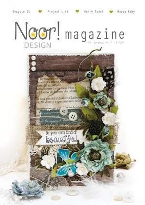 Joy! crafts - NOOR Magazine - editie juli 2015 - 9000/0106