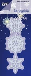Joy! crafts - Noor! Design - Die - Ice Crystals (3)
