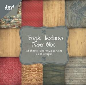 Joy! crafts - Noor! Design - Paperpack - Tough Textures - 6011/0705