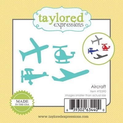 Taylored Expressions - Die - Aircraft