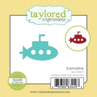 Taylored Expressions - Die - Submarine