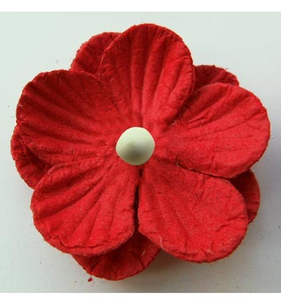Marianne Design - Paper flowers: Red - RB2236