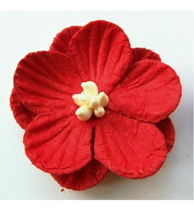 Marianne Design - Paper flowers: Red