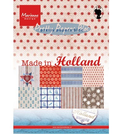 Marianne Design - Paperpack - Pretty Papers - Made in Holland - PK9126