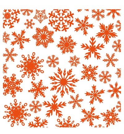 Marianne Design - Design Folder - Ice crystals - DF3420