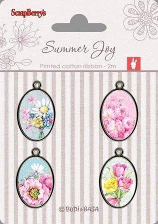 ScrapBerry`s - Embellishments - Summer Joy - SCB341136