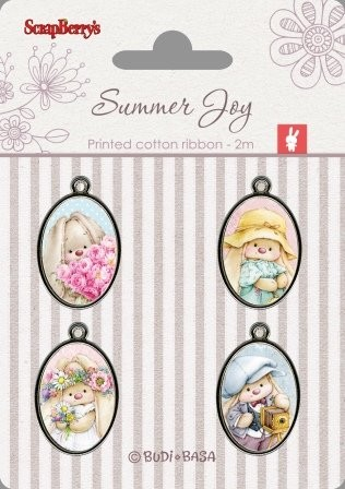 ScrapBerry`s - Embellishments - Summer Joy - SCB341135