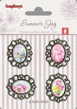 ScrapBerry`s - Embellishments - Summer Joy - SCB341137