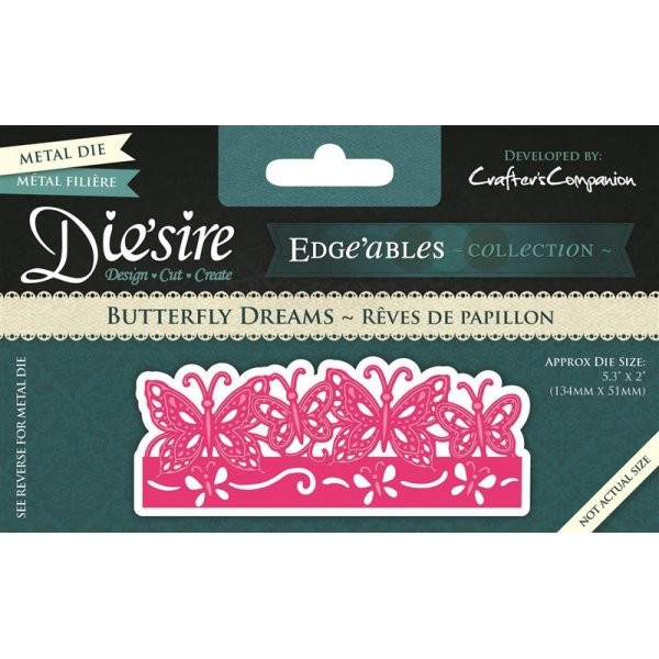 Die`sire - Edge`ables - Butterfly Dreams - DS-EDG-BUT
