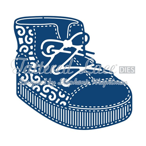 Tattered Lace - Die - Baby Boy Boot