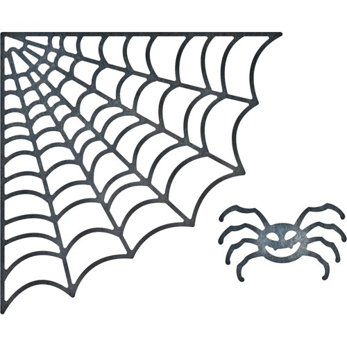 Cheery Lynn Design - Die - Spider Net - B597