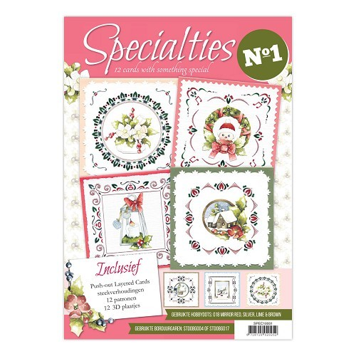 Card Deco - Hobbyboeken - Specialties - No. 01 - SPEC10001