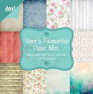 Joy! crafts - Noor! Design - Paperpack - 305 x 305mm - Noor`s Favorites