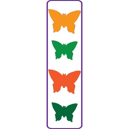 Crafts-Too - Presscut - Die - Butterflies - PCD43