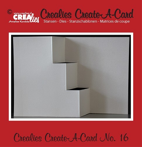 Crealies - Die - Create-A-Card - CCAC16