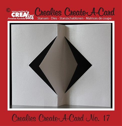 Crealies - Die - Create-A-Card - CCAC17