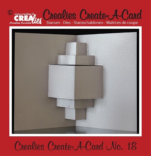 Crealies - Die - Create-A-Card - CCAC18