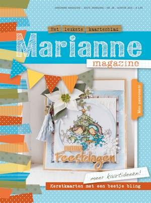Marianne Design - Marianne Doe - Magazine No. 28 - DOE28