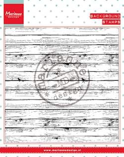 Marianne Design - Clearstamp - Wood - CS0943