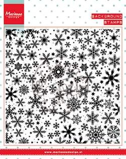 Marianne Design - Clearstamp - Ice Crystals - CS0944