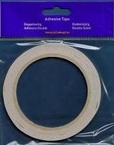 Hobby & Crafting Fun - Adhesive Tape - Dubbelzijdig - 6mm - 11414-1306