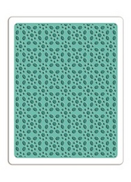 Sizzix - Embossingfolder - Lovely Lace - 660298