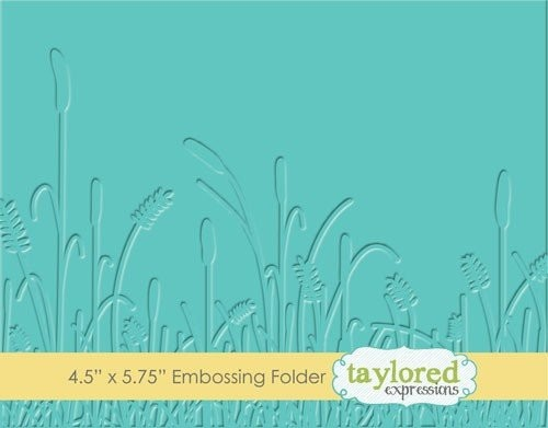 Taylored Expressions - Embossingfolder - Prairie