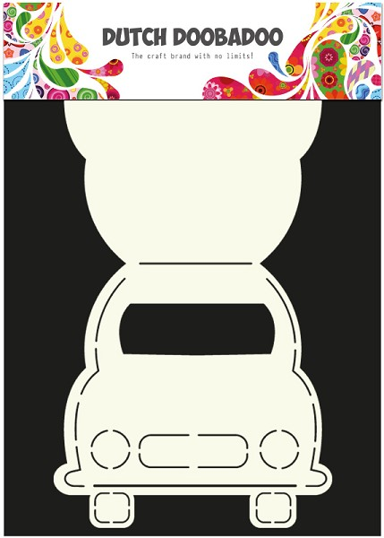 Dutch Doobadoo - Card Art - Car - 470.713.586