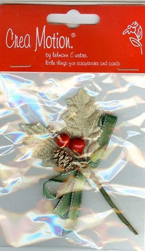 CreaMotion - Embellishment - Kerst - BE108999