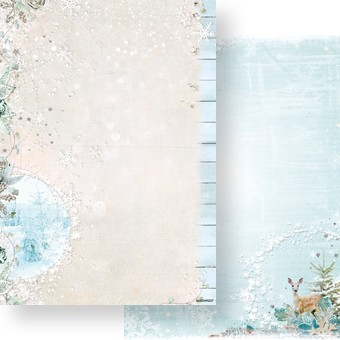 Studio Light - Achtergrondpapier - Sweet Winter Season - BASISSWS207
